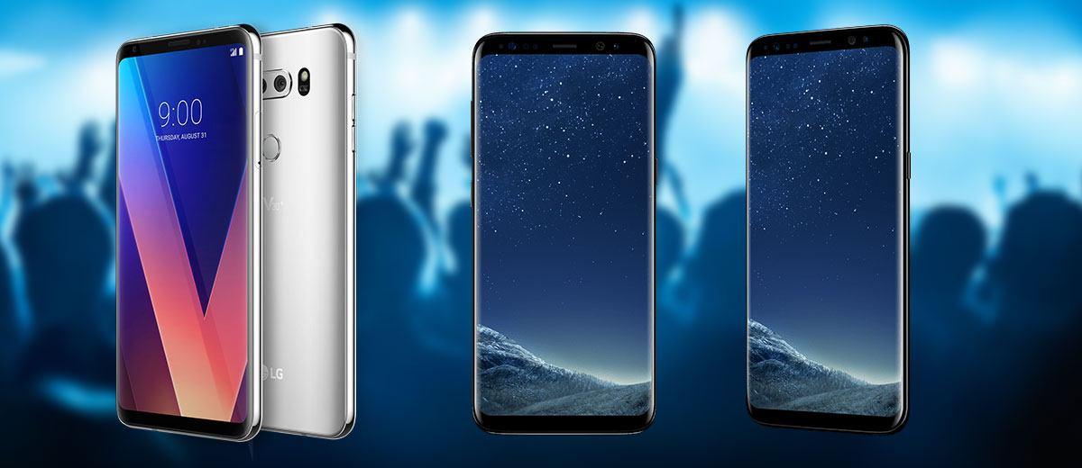 LG 18-9 aspect ration mobile screen
