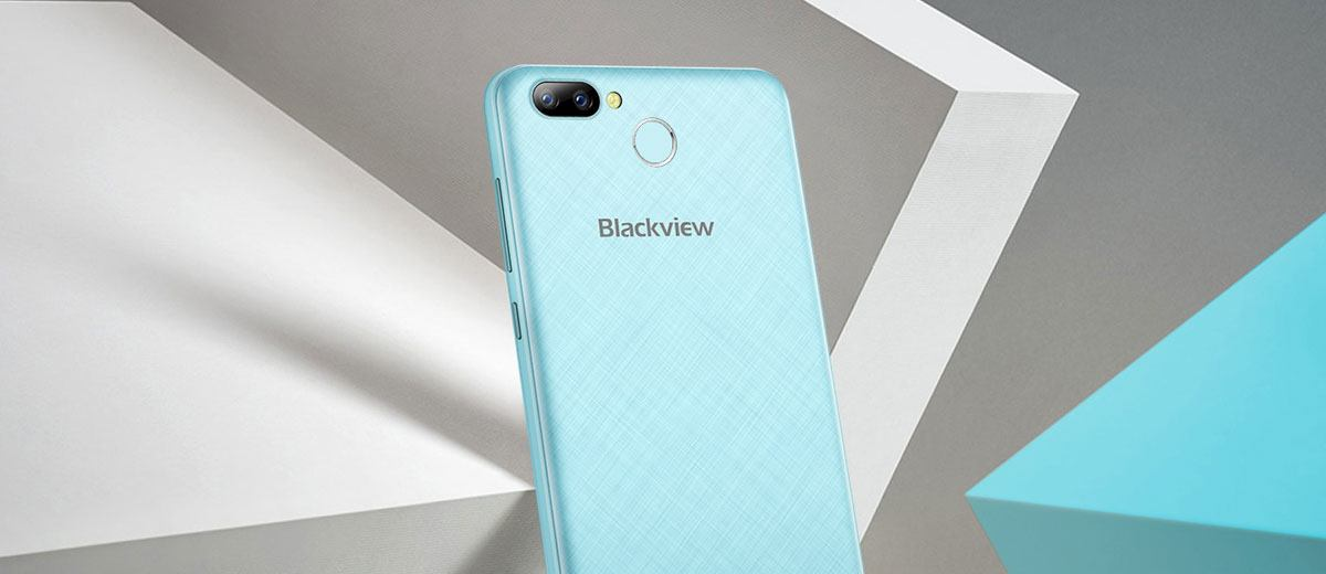Blackview A7 Pro Design
