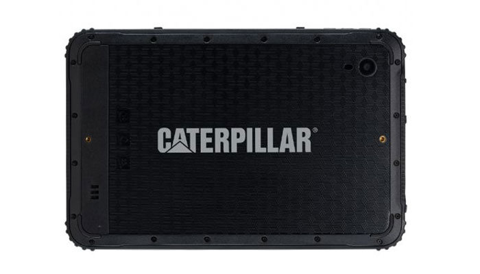 Caterpillar Tough Tablet Black