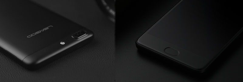 Leagoo T5 Design