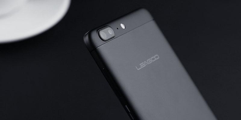 Leagoo T5 Camera