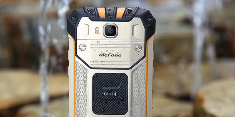 Ulefone Armor 2 Camera