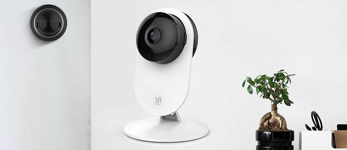 Xioami Yi Home Camera 1080P White