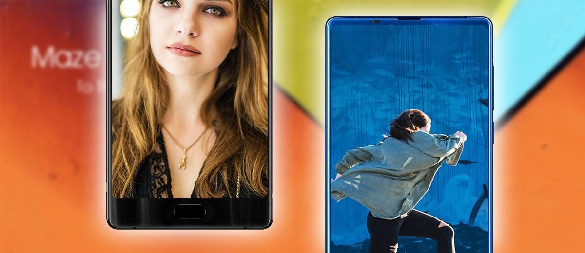 Maze Alpha X Smartphone