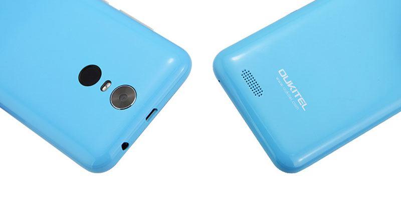 Oukitel C8 4G Camera