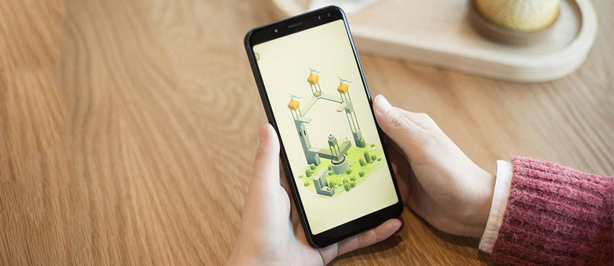 Vernee X Smartphone Black
