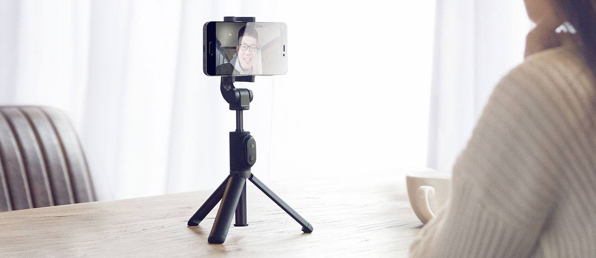 Xiaomi Bluetooth Selfie Stick Black
