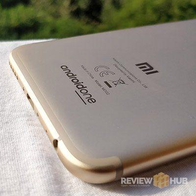 Xiaomi Mi A1 - Aluminium Body