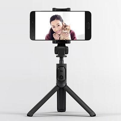 Xiaomi Slefie Stick in tripod mode