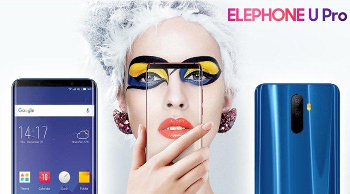 Elephone U Pro – Early Impressions