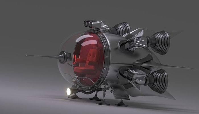 Futurist Gadget