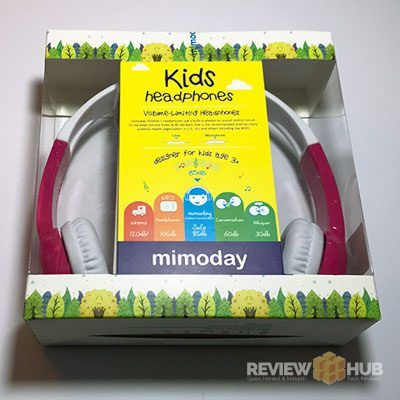 Mimoday Kids Heaphones Box
