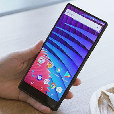 Vernee Mix 2 bezel free Smartphone