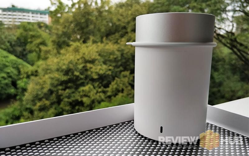 Xiaomi Mi Cannon Speaker Design