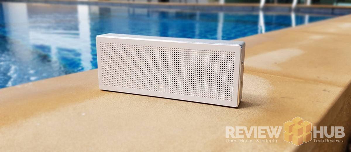 Xiaomi Mi Square Box Speaker White