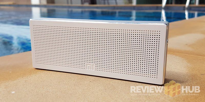 Xiaomi Mi Square Box Speaker Design