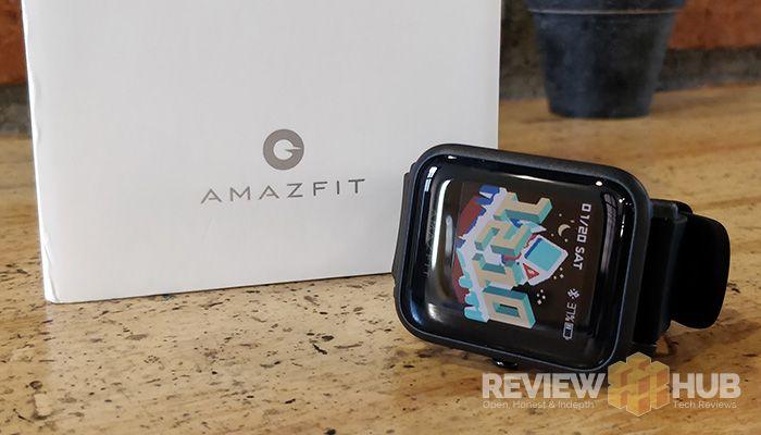 Amazfit Bip Fitness Smartwatch