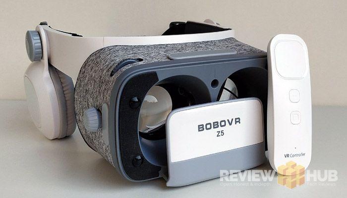 BOBOVR Z5 VR Headset Grey