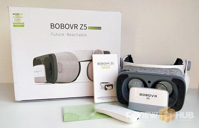 BOBOVR Z5 VR Headset Unboxing
