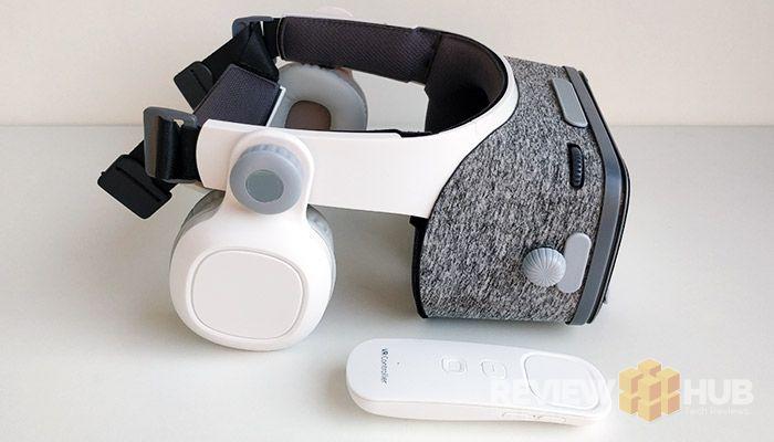 BOBOVR Z5 VR Headset with Daydream remote