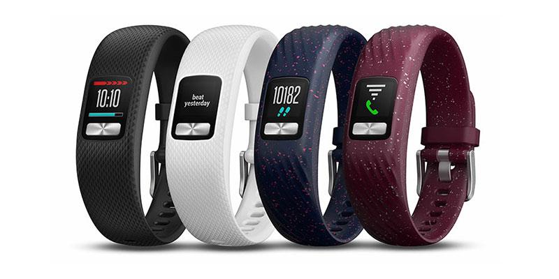 Garmin Vivofit 4 Features