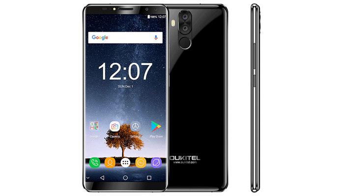 Oukitel K6 Smartphone