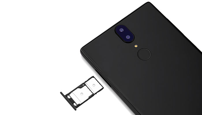 UMiDigi Crystal Pro Connectivity