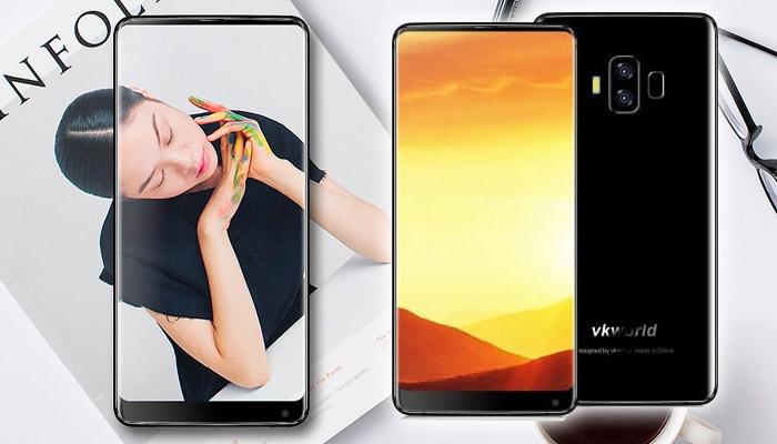 VKWorld S8 Smartphone