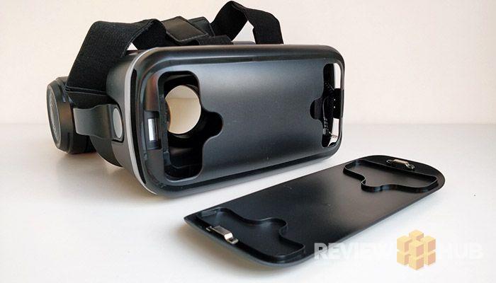 VR Shinecon 6.0 removable cover