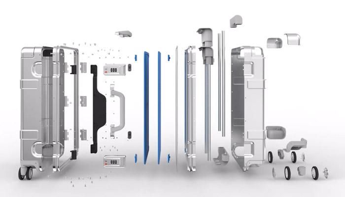 Сяоми Bluetooth чемодан