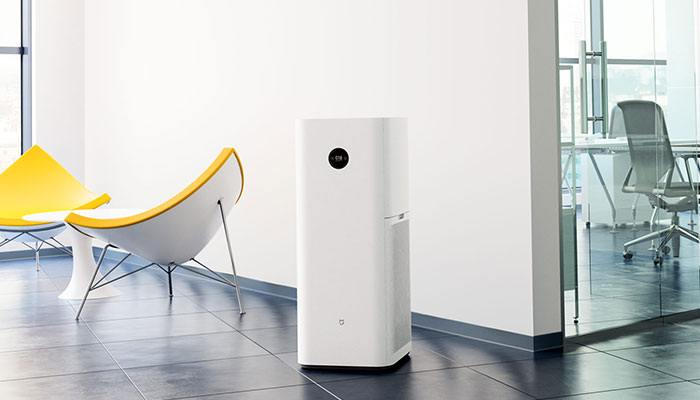 XiaomHome Air Purifier Max Filter In Office