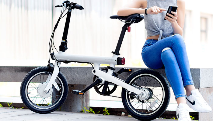 Xiaomi QiCycle EF1 Electric Bike