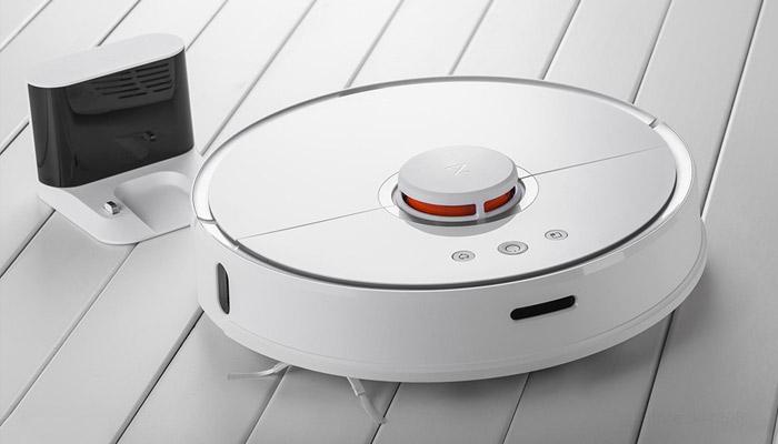 Xiaomi S50 Roborock Robot Vacuum Cleaner