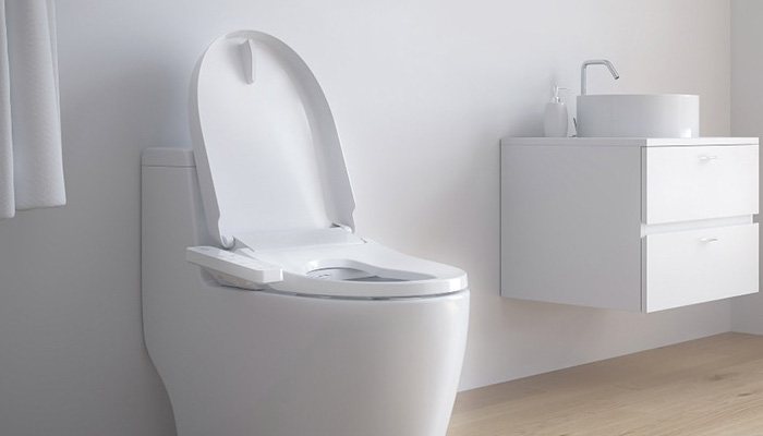 Xiaomi SmartMi Smart Toilet Seat White