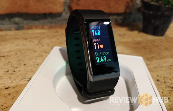 Amazfit Cor Fitness Band Review