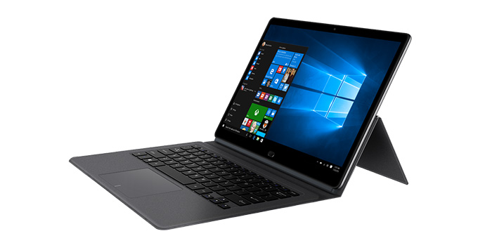 Chuwi CoreBook 2 in 1 Design
