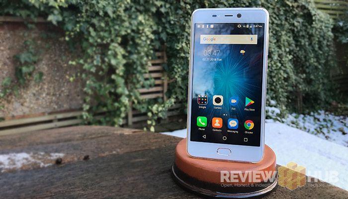 Leagoo T5C Smartphone White Gold