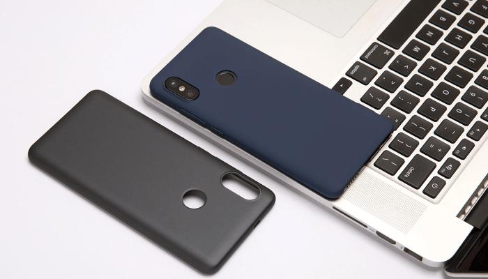 Redmi Note 5 Pro In Case