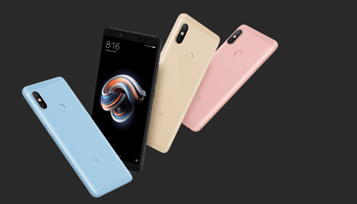 Redmi Note 5 Pro Selection