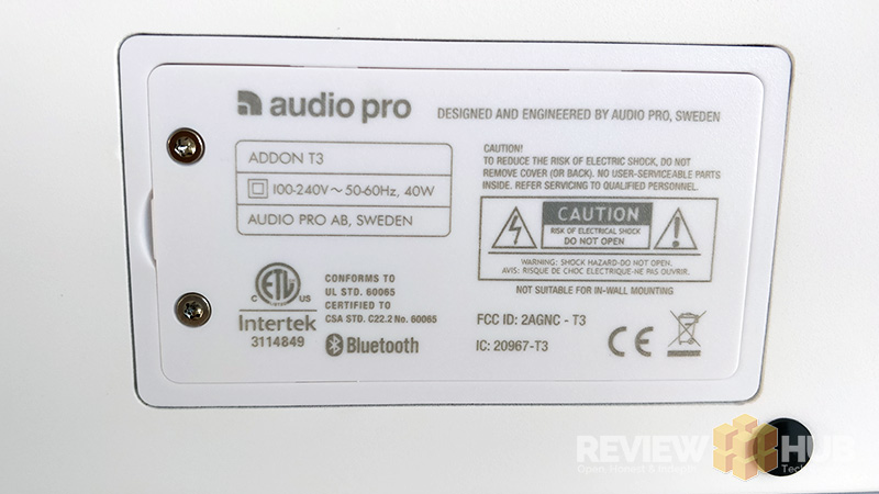Audio Pro Addon T3 Speaker Battery