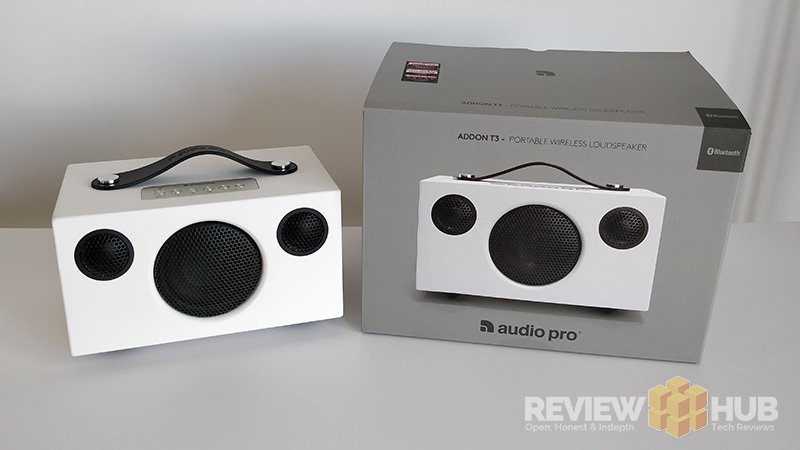 Audio Pro Addon T3 Speaker with Box