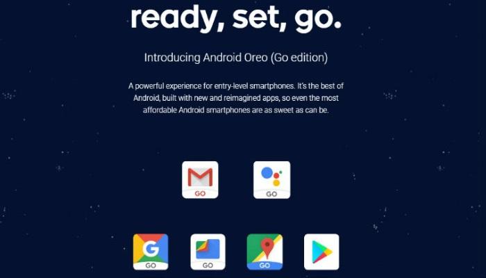 Blackview A20 Android Oreo Go Edition