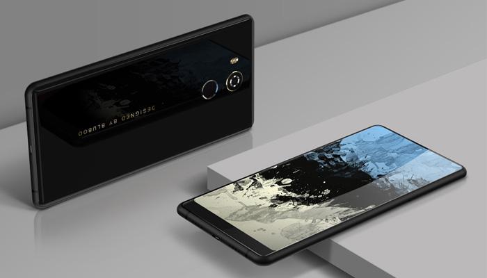Bluboo D5 Smartphone Black