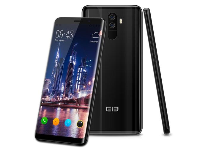 Elephone U Pro Bezel-less phone