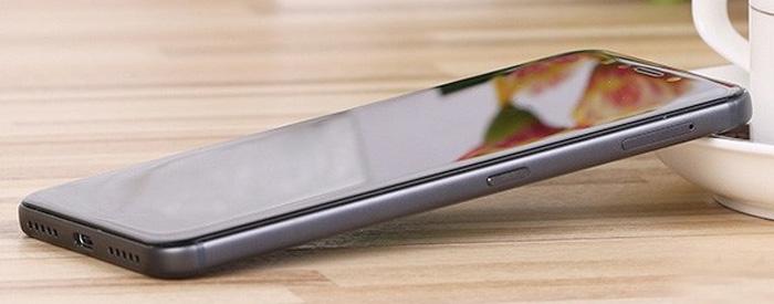 Gome K1 Smartphone Black