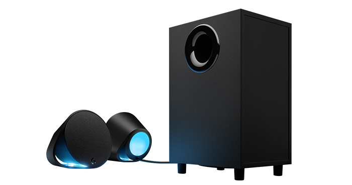 Logitech G560 Speakers with subwoofer
