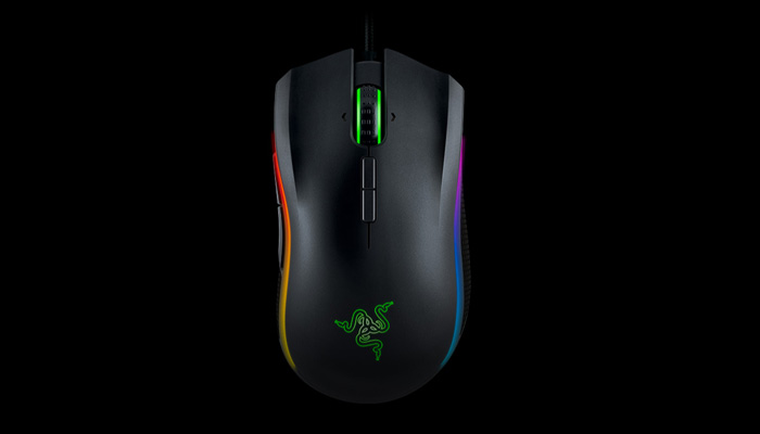 Razer Mamba TE (Tournament Edition) Gaming Mouse Review