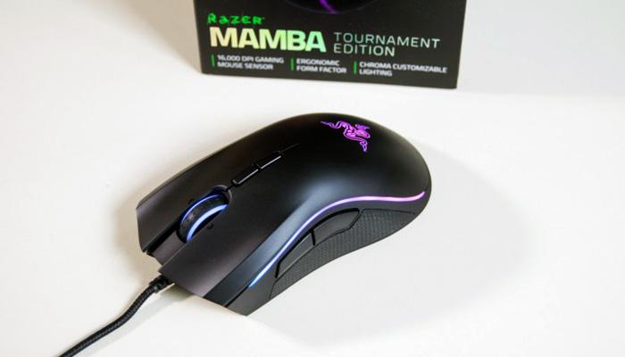 Razer Mamba TE with Box