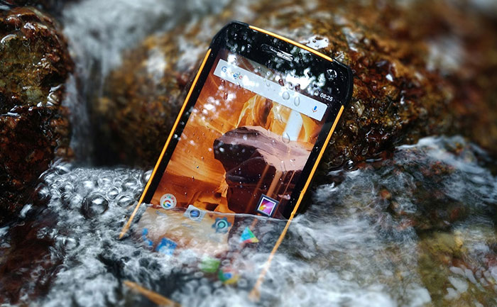 UHANS K5000 Smartphone