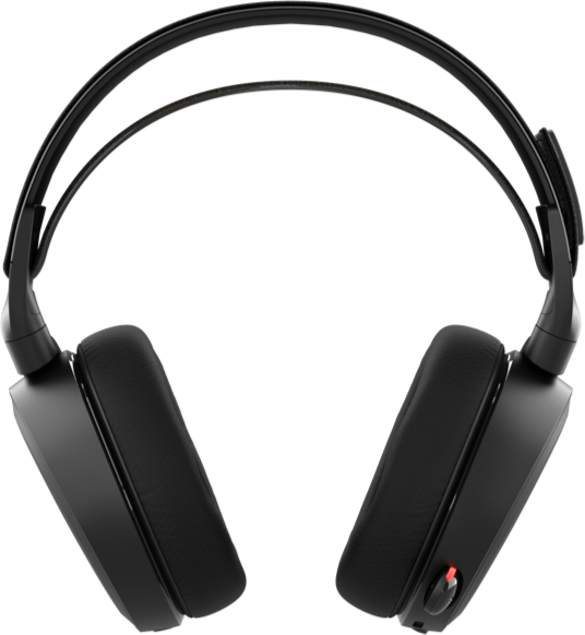 SteelSeries Arctis 7 Black with mic